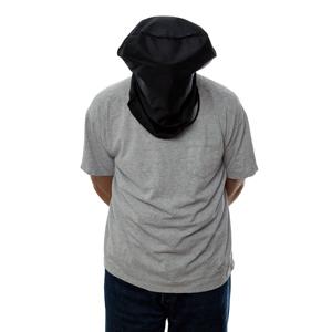 hooded prisoner.