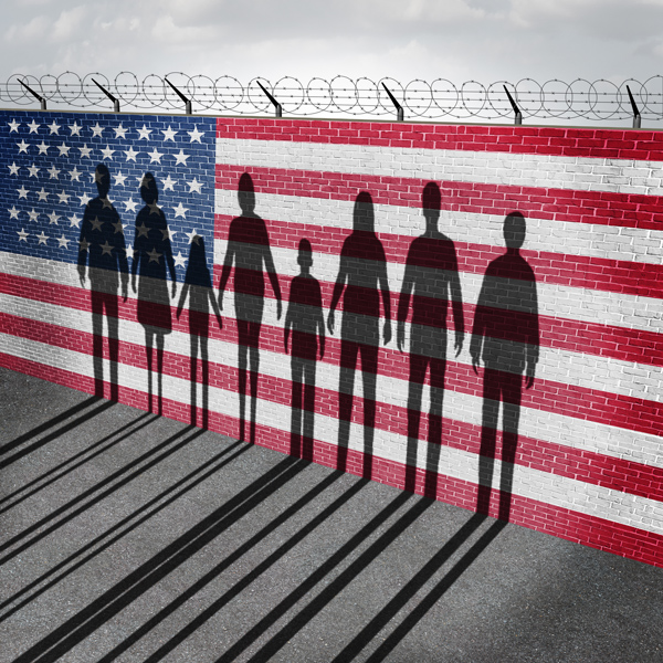 immigration fence