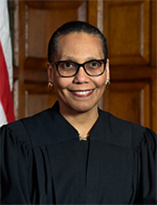 Judge Sheila Abdus-Salaam.