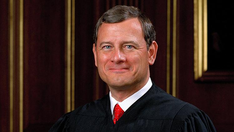 Chief Justice John G. Roberts.