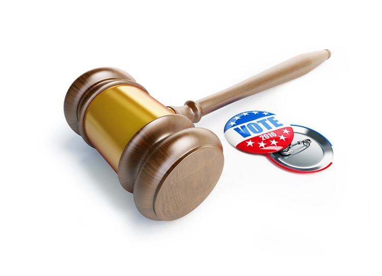 judicial election