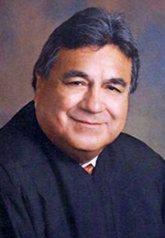 Judge Rodolfo Delgado