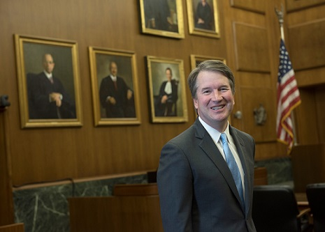 Supreme Court nominee Kavanaugh's record on surveillance could raise questions for Rand Paul