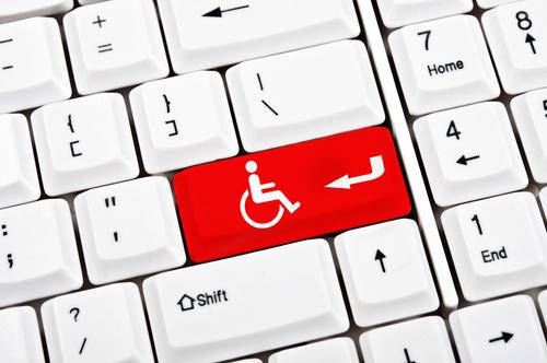 keyboard handicap_ sign