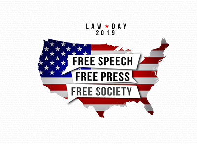Law Day logo
