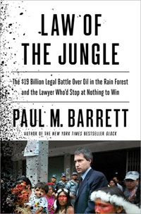 Law of the Jungle cover