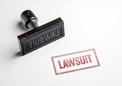 lawsuit stamp