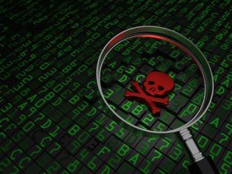 malware attack concept
