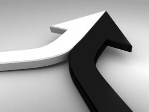 merger concept arrows