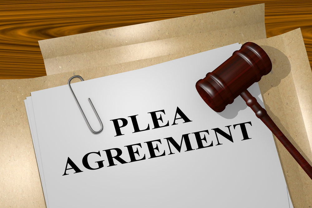 plea agreement