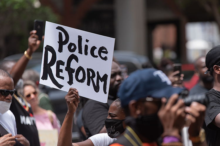 Calls for police reform and racial justice spur a flurry of resolutions before the ABA House