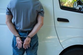 prisoner van