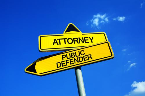 public defender arrows