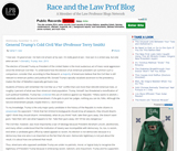 Race and the Law Prof