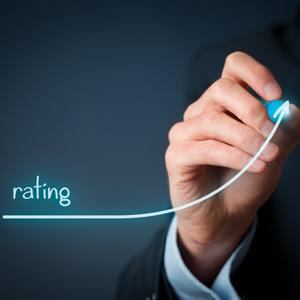 rating graph upward
