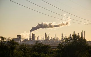 Judge tosses New York City's climate change lawsuit against major oil companies