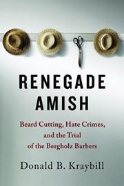 Renegade Amish book cover