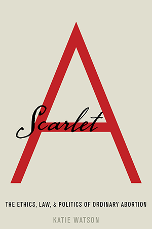 Scarlet A book cover