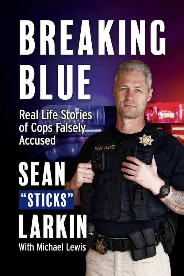 Breaking Blue book cover