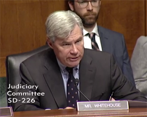 8th Circuit nominee answers senators' questions on 'not qualified' rating