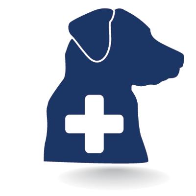 Icon of service dog