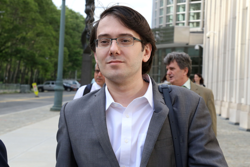 Juror tells judge he didn't want to convict Martin Shkreli's BigLaw lawyer