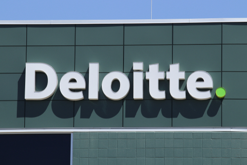 Deloitte sign