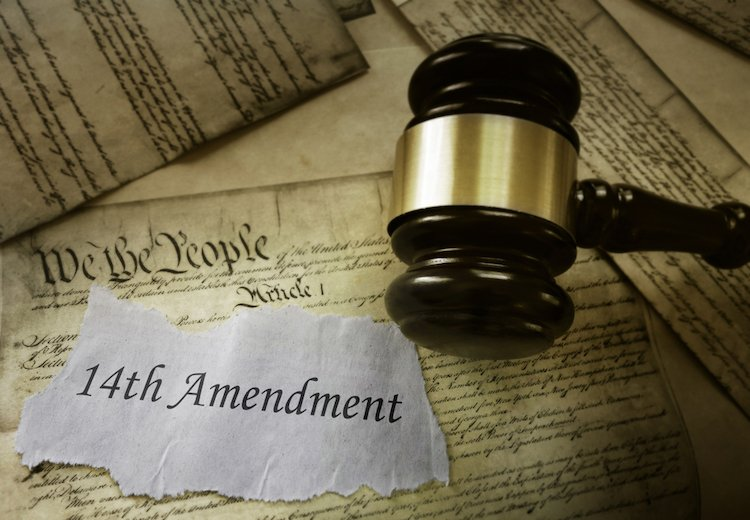 Could The 14th Amendment Be Used To Disqualify Trump From Office