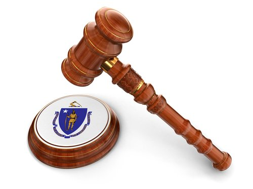 Massachusetts gavel