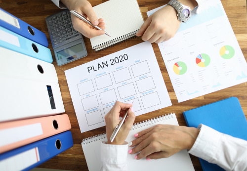 2020 business meeting planning