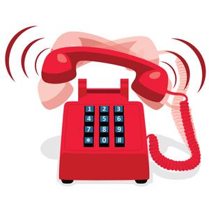 Red Phone Ringing 300