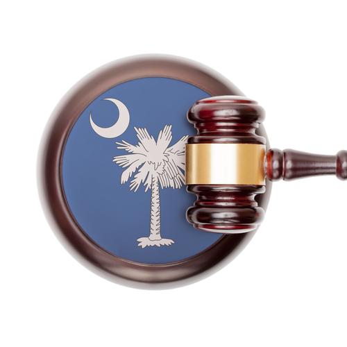 South Carolina gavel