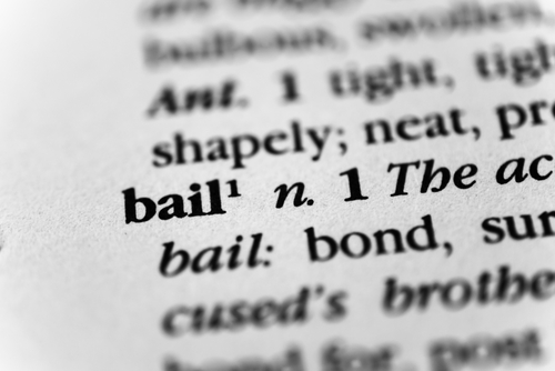 bail definition