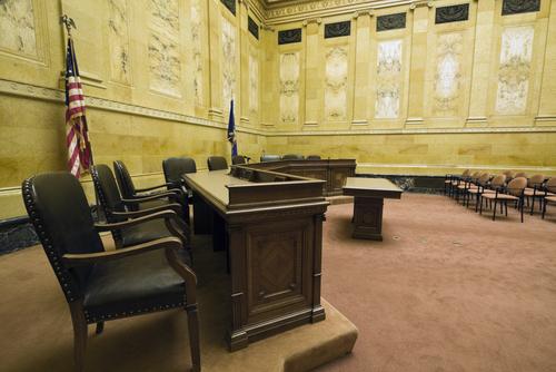 Judge's Bench