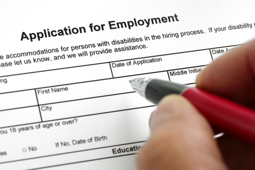 Would expanded criminal background checks hurt federal job applicants?