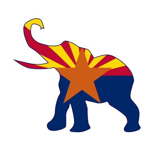 shutterstock_Arizona Republican elephant