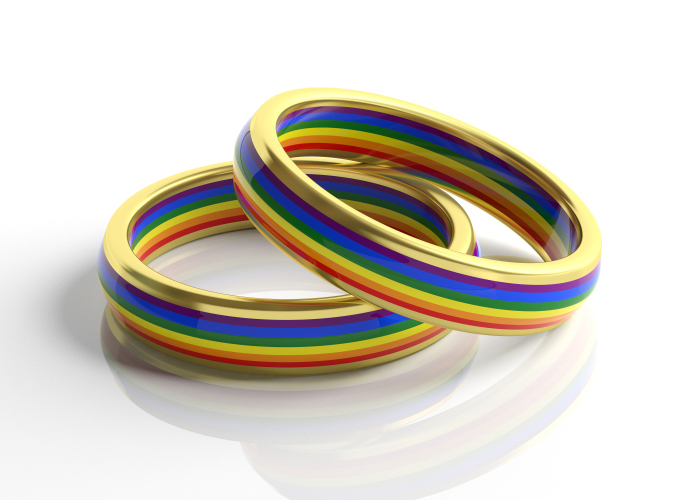 LGBTQ rings