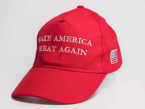 shutterstock_MAGA hat