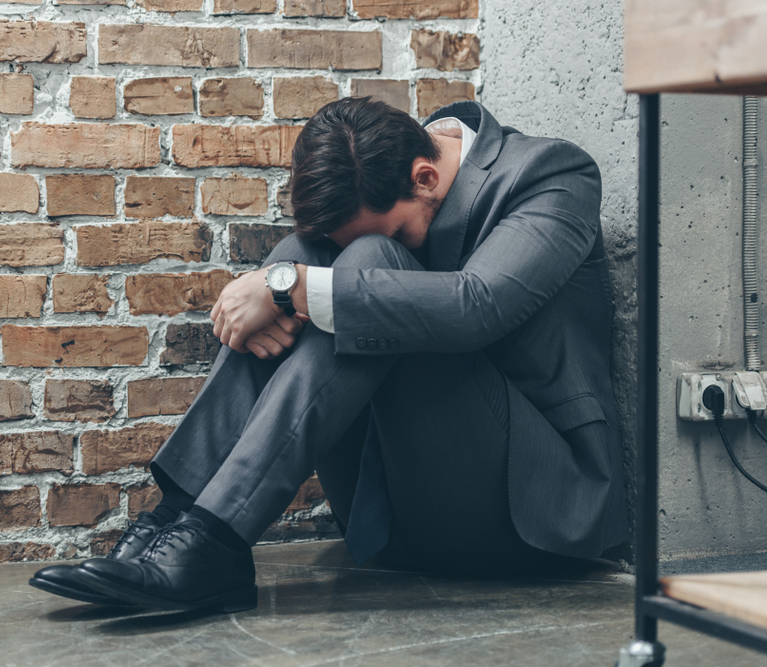 shutterstock_businessman anxiety concept