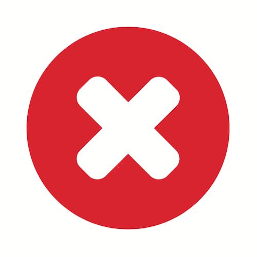 canceled icon