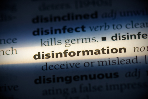 disinformation dictionary