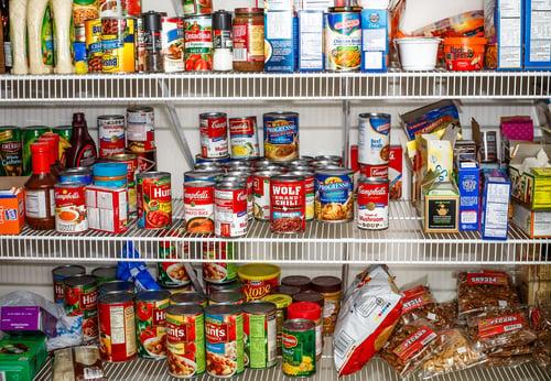 generic food pantry