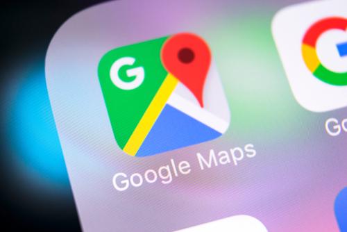 shutterstock_google maps