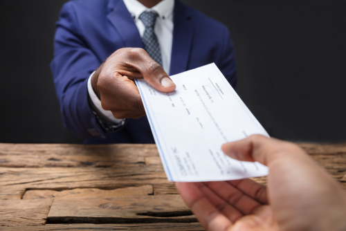 He Won His Discrimination Suit, Then Tried to Cash the Check