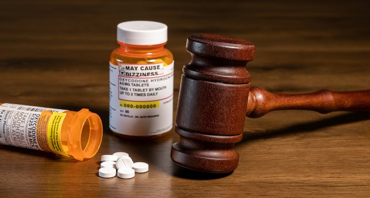 gavel and opioids