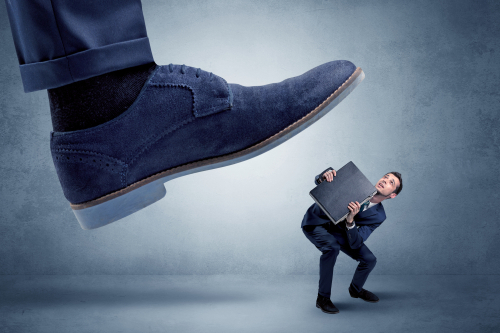 shutterstock_workplace bully concept