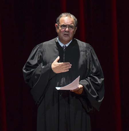 The Originalist Account Of Education As >> 9th Circuit Judges Talk Justice Scalia After Stage Performance Of