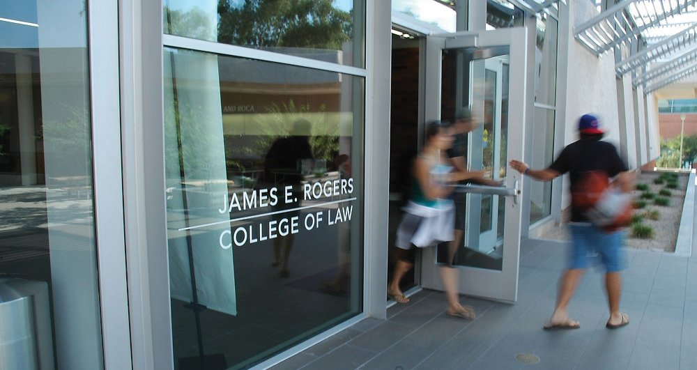 University of Arizona James E. Rogers College of Law