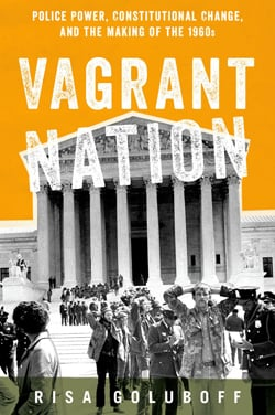 Vagrant Nation book cover