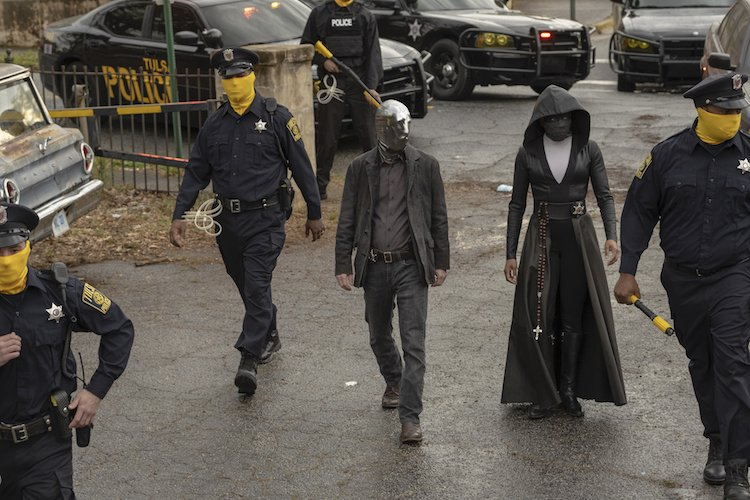Watchmen HBO still image